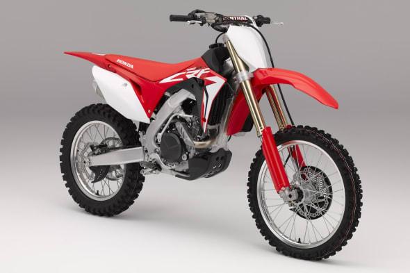 Honda CRF450R CRF450RX