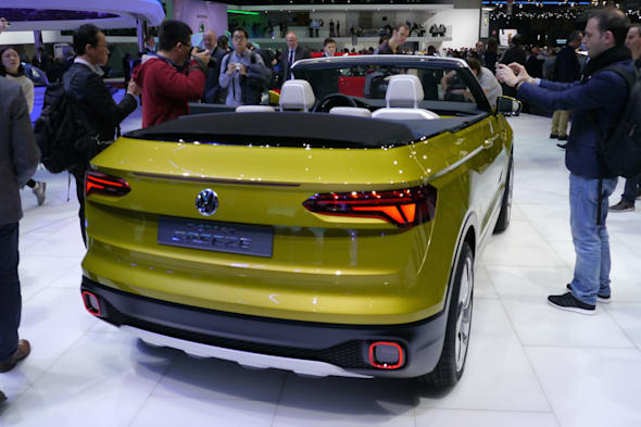 Volkswagen  TーCROSS Breeze