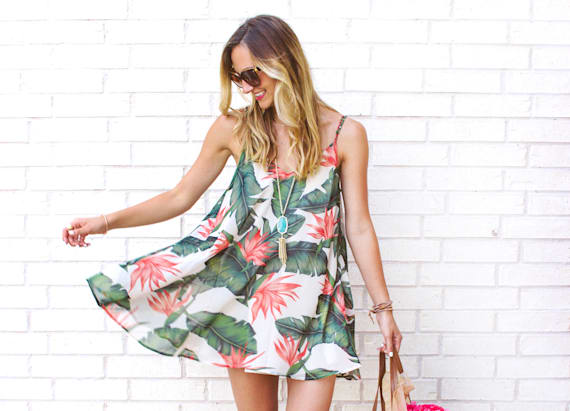 Street style tip of the day: Summer ready