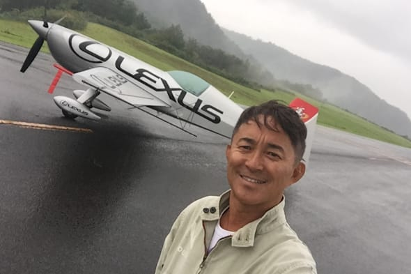 LEXUS AIR RACE
