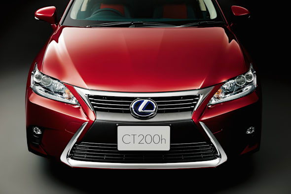 LEXUS CT200h Cool Touring Style