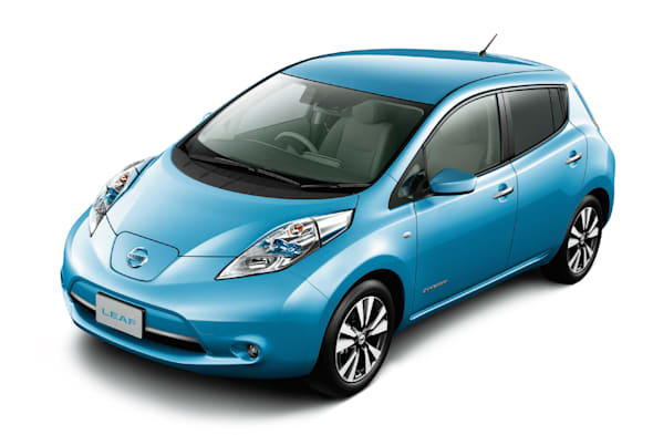Nissan LEAF Dec,2015