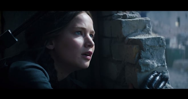 Katniss, The Hunger Games, Mockingjay