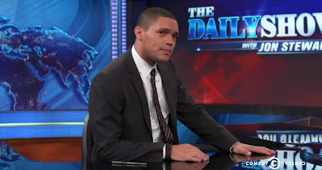 trevor noah, the daily show, the daily show with trevor noah, comedy central