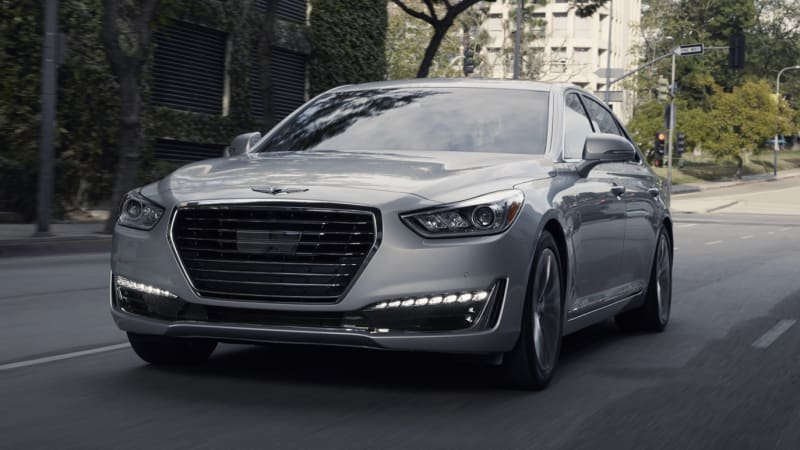 2017 genesis g90 signals equus 39 evolution. Black Bedroom Furniture Sets. Home Design Ideas