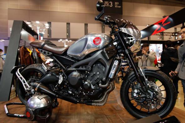 2017 TMC Concept Model & 8tai