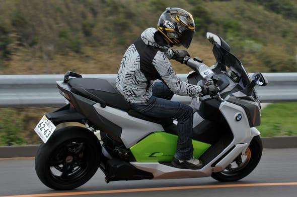 BMW Motorrad 2016 C EVOLUTION