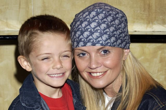Stuart Little 2 screening - Danniella Westbrook & son Kai