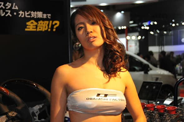 OBAYASHI Factory Tokyo Auto Salon2015