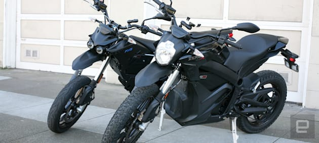 Zero's electric motorcycles replace range anxiety with fun
