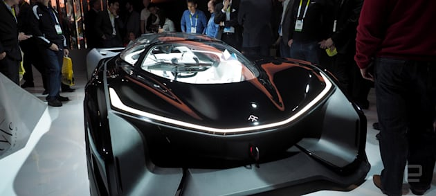 2016 is the year CES became the high-tech auto show