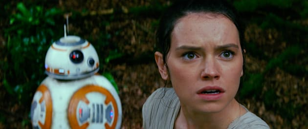 'Star Wars' VFX Oscar nominees on making 'The Force Awakens'