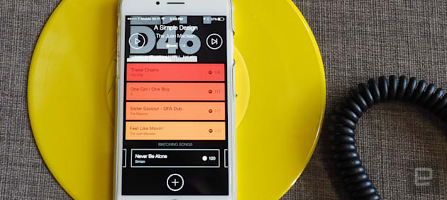 Serato's DJ tech is ready to mix playlists on your iPhone