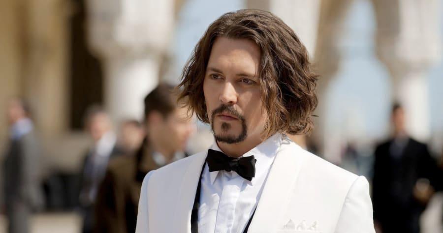 The Tourist, Johnny Depp