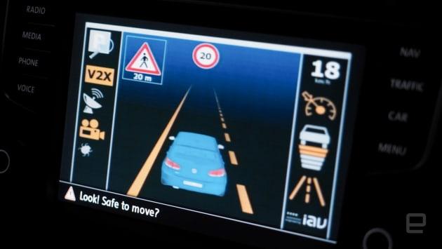 Microsoft's car sensor sees beyond cameras and radar