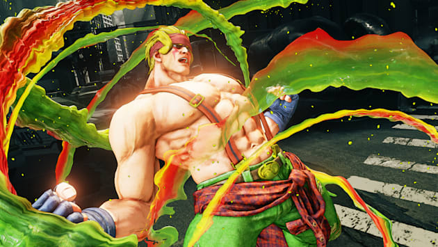 'Street Fighter V' gets two much-needed updates this month