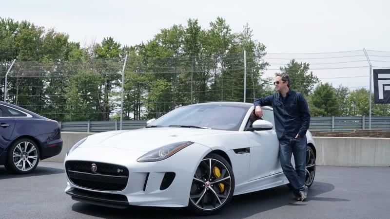 2016 Jaguar F-Type R at Monticello | AutoblogVR