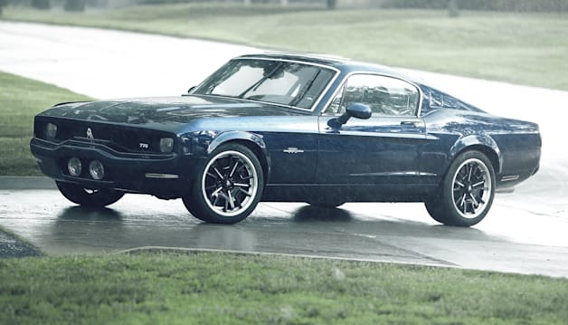 Equus Bass 770 Price >> Equus Bass 770 is a restomod Mustang with ZR1 power [w/video]