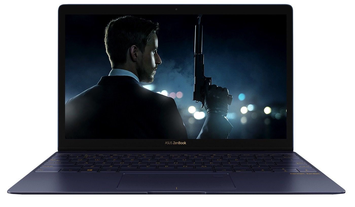 Asus ZenBook 3 is the lightest, thinnest, fastest Windows 10 laptop