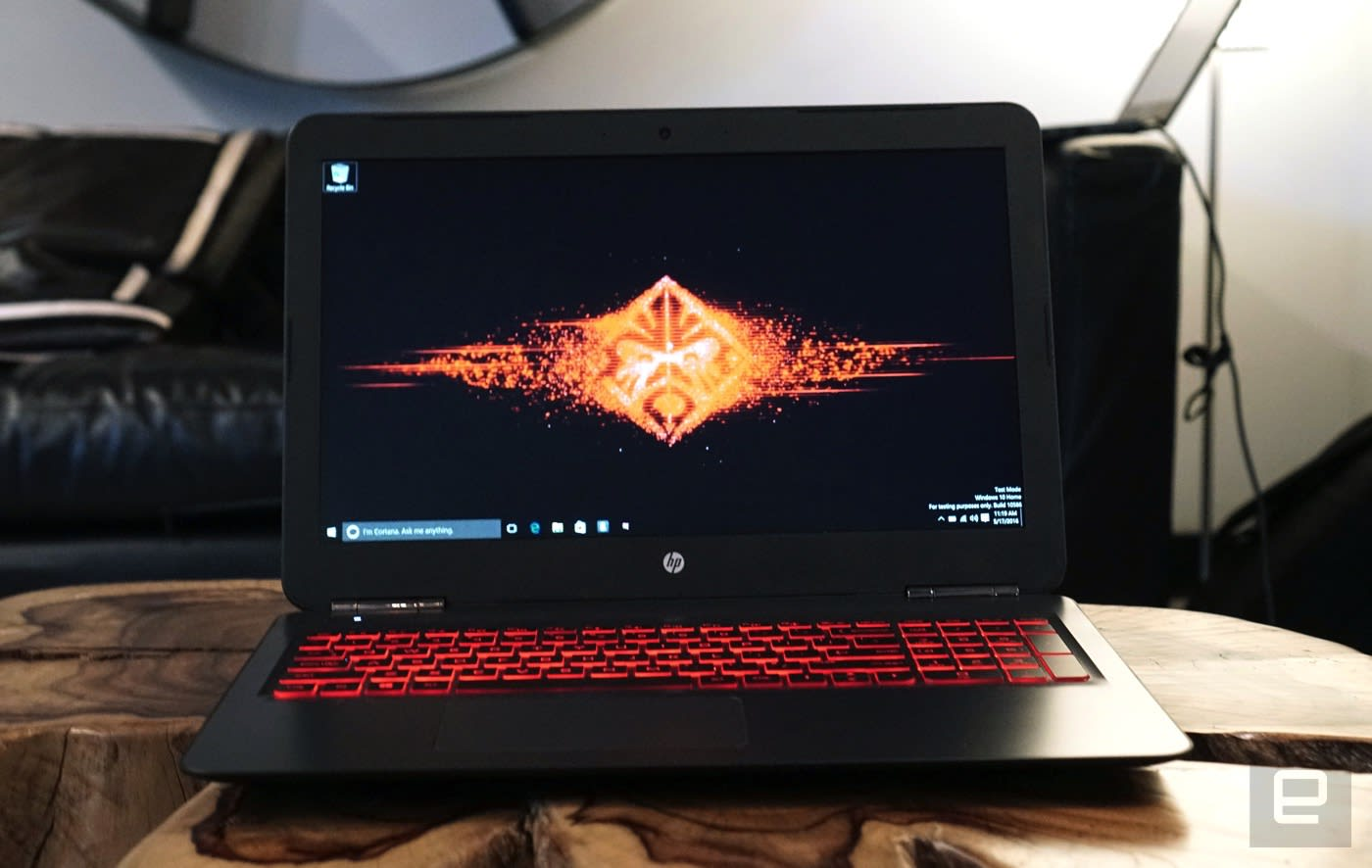 HP goes big on gaming with new Omen laptops and desktop