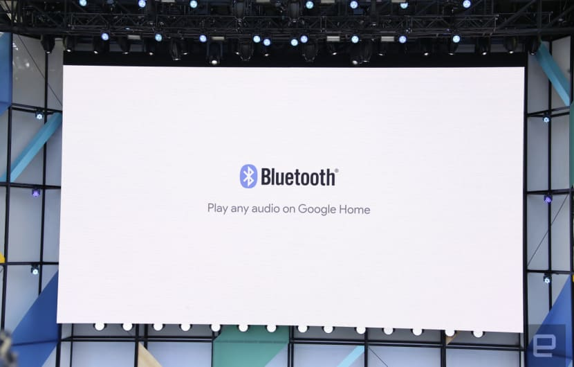 Google I/O: Google Home wird ein echter Bluetooth-Speaker