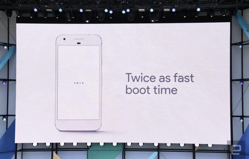 Google I/O: Android O will Apps auf das Doppelte beschleunigen