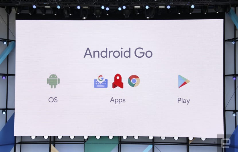 Google I/O: Android Go, schlankeres Android bis 1GB RAM