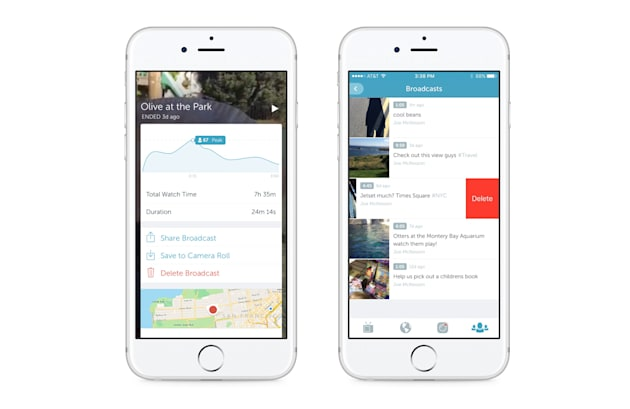 Periscope will add DJI drone streaming and broadcast saving soon