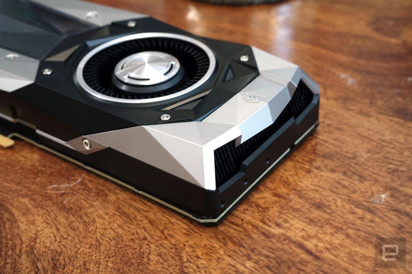 NVIDIA's GeForce GTX 1080 is a PC gamer's dream