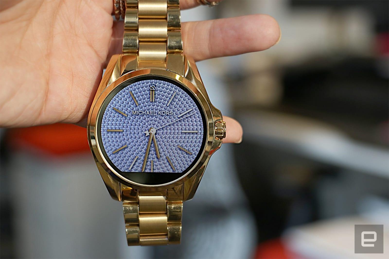 Michael Kors Access smartwatches' value is face deep ...