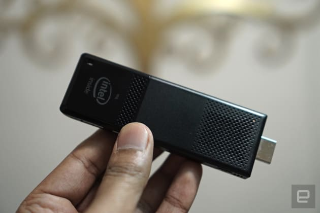 Intel Compute Stick review (2016): Second time's a charm