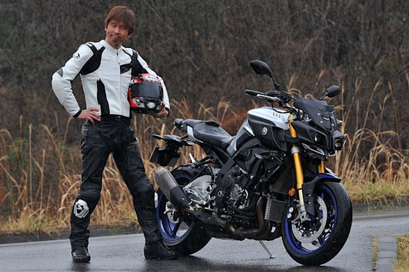 Yamaha MT-10/SP