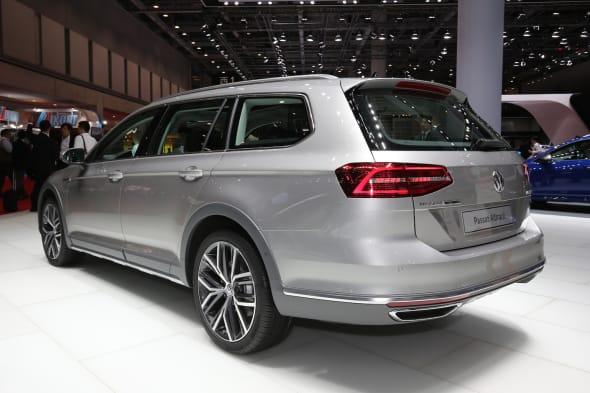 TMS2015 Volkswagen passat Alltrack