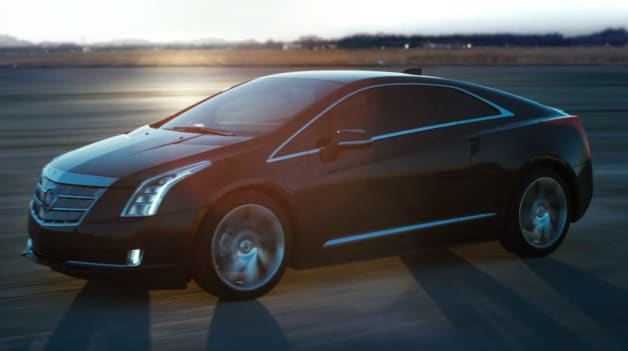Cadillac ELR commercial