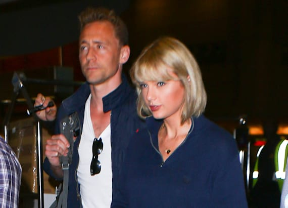 Hiddleswift has 'major fight'