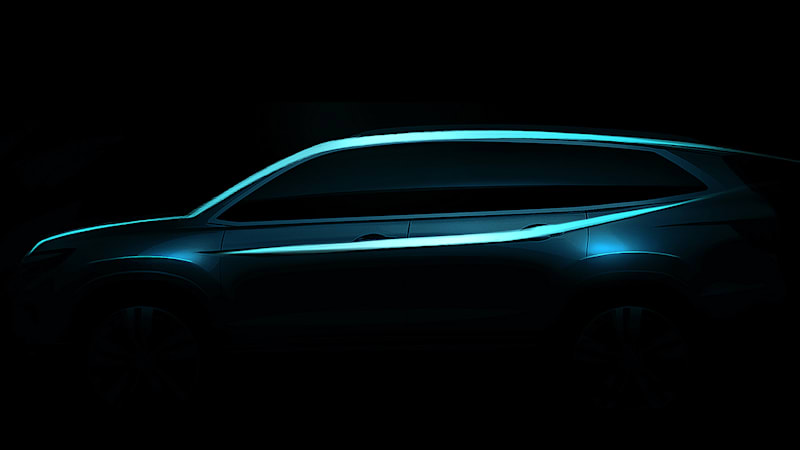 2016 Honda Pilot, Acura RDX confirmed for Chicago Auto Show debut