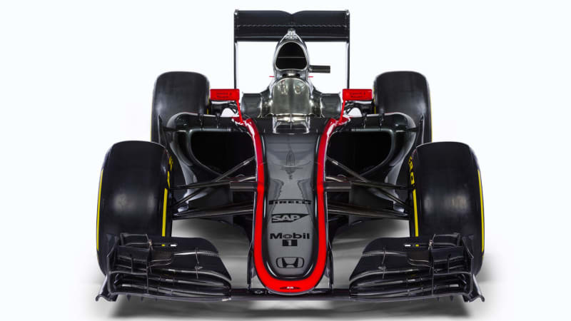 McLaren MP4-30 marks Honda's hotly anticipated F1 return