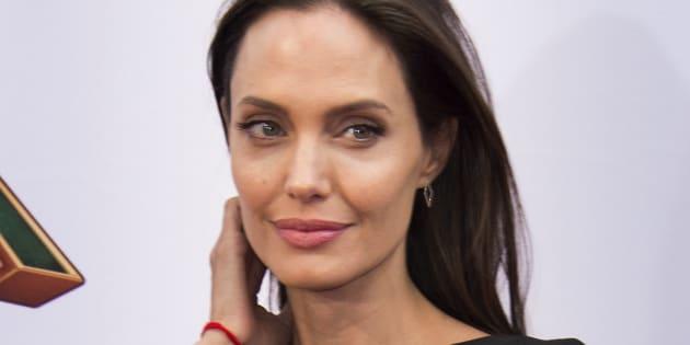 Le retour inattendu (et touchant) d'Angelina Jolie