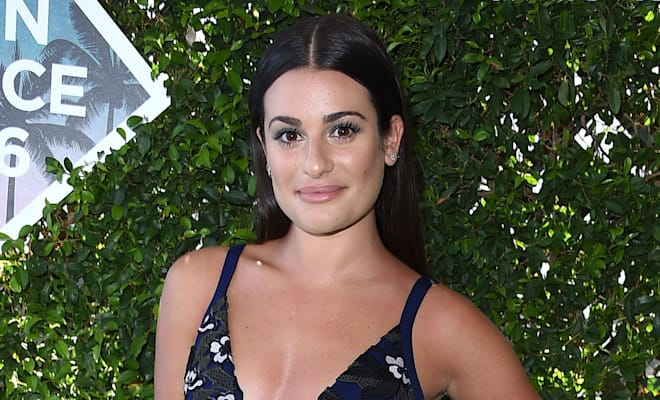 Lea Michele: 'I love myself, flaws and all'