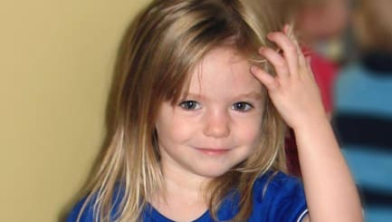 Madeleine McCann has been missing for eight years
