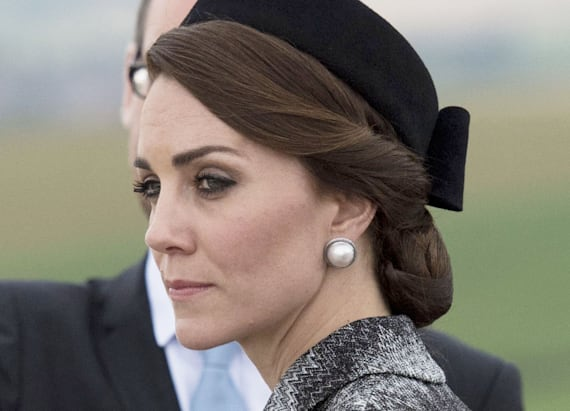 Renowned designer slams Kate Middleton's Vogue cover