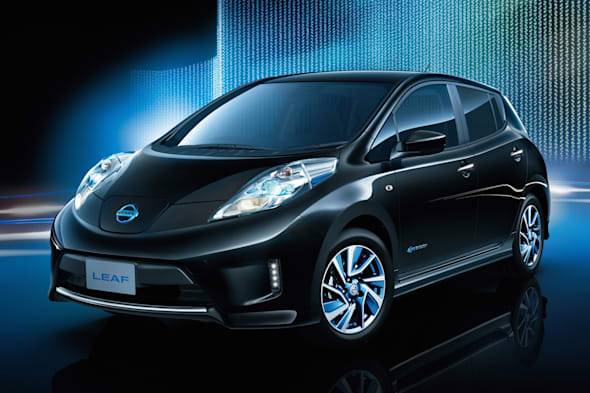 Nissan LEAF Dec,2015