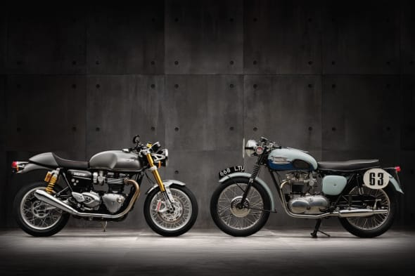 TRIUMPH  press conference Jan,2016