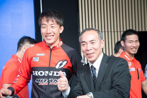 Honda  2017 Motorsports  motorcycle