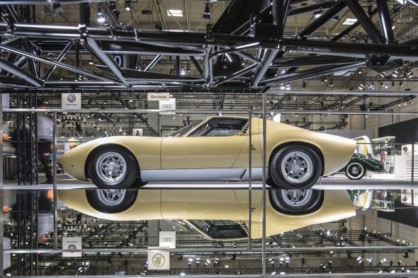 Lamborghini PoloStorico