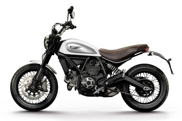 Ducati  SCRAMBLER CLASSIC New Coler