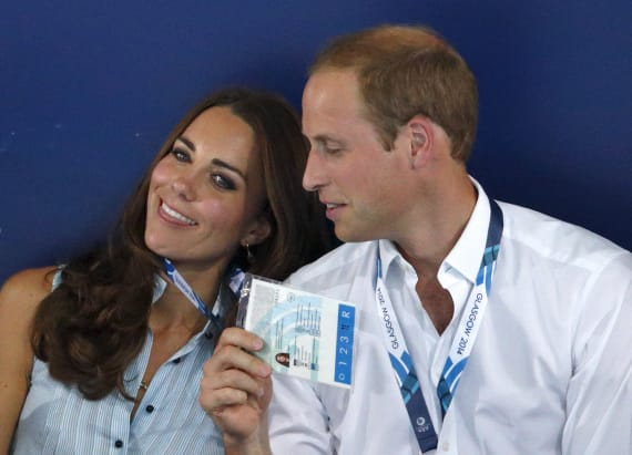 The cutest photos of Duchess Kate and Prince William
