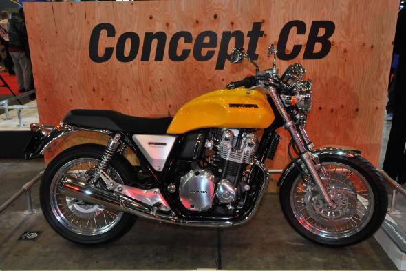 Honda Concept CB