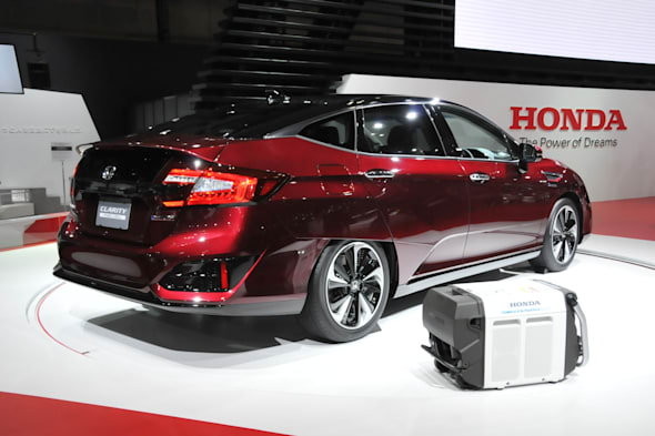 HONDA CLARITY FUEL CEL
