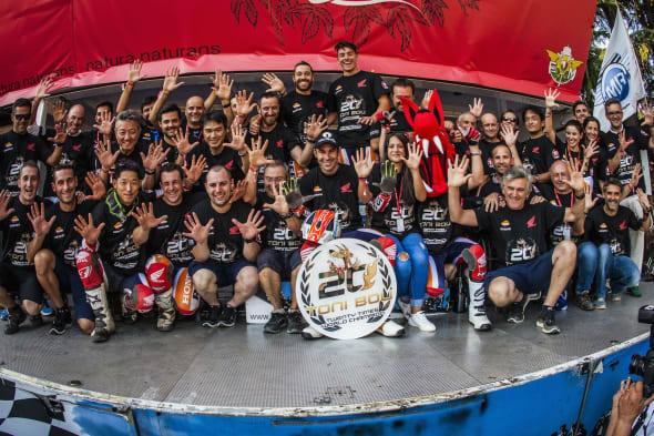 Repsol Honda Team Toni Bou